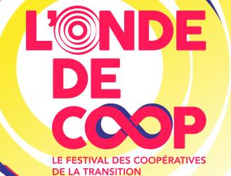 CoopCircuits participe à l'Onde de Coop, le festival des coopératives de la transition